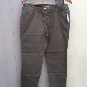 Pixie ankle pants NWT